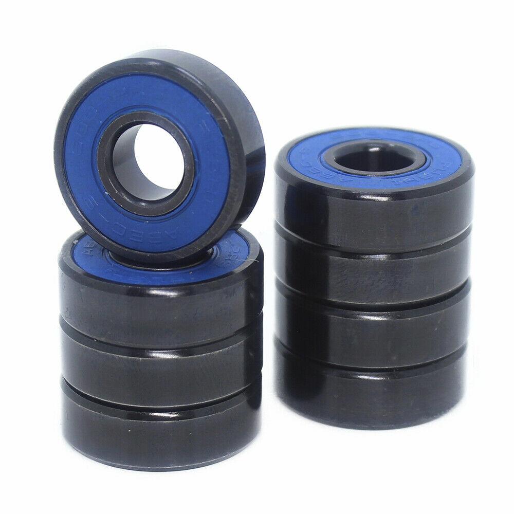 16Pcs 8x22x7mm ABEC-9 Skateboard Bearings for Skateboard/Rol